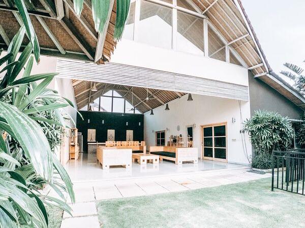 400 BEDROOM VILLA NO 40 Seminyak Bali Villas Simple Bali 4 Bedroom Villa Plans