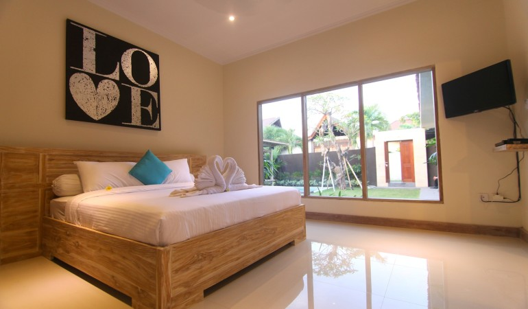 48 BEDROOM VILLA NO 48 Seminyak Bali Villas Mesmerizing Bali 2 Bedroom Villas Model Design